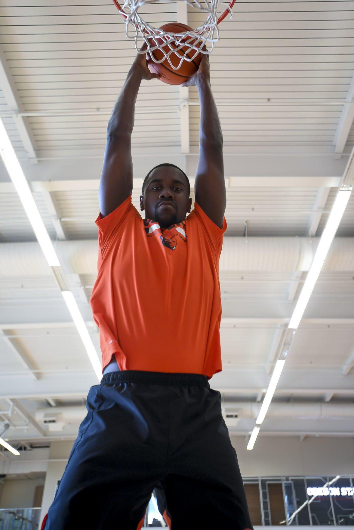 OSU basketball Dearon Tucker