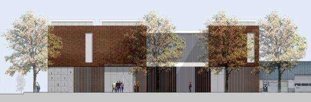 Proposed BCHS museum