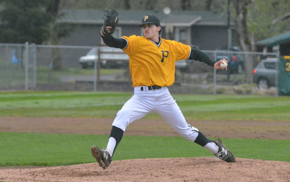 PHS baseball: Nolan Jackson