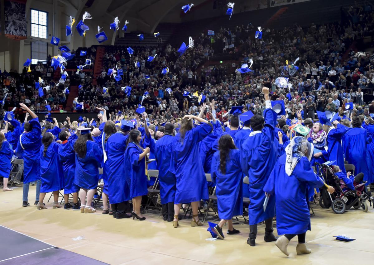 Corvallis High School Graduation 01