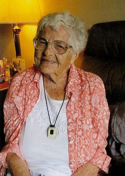 Lola Mildred Turnidge Grant