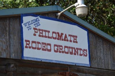 Philomath Frolic & Rodeo artwork