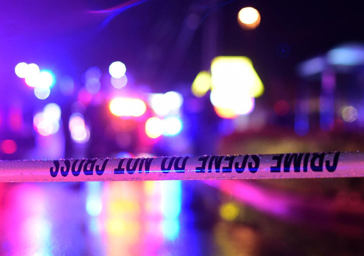 STOCK PIX police tape