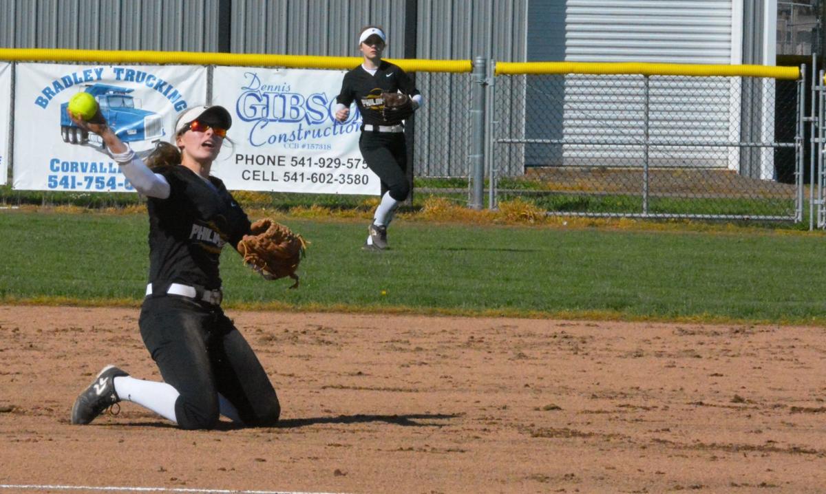 PHS softball: Hannah Williams