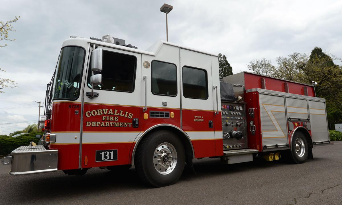 Fire Calls 3 (Stock)