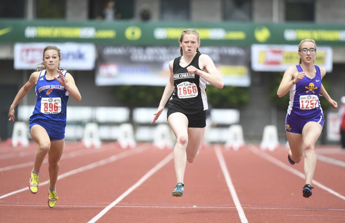 PHS track: Maggie Ross
