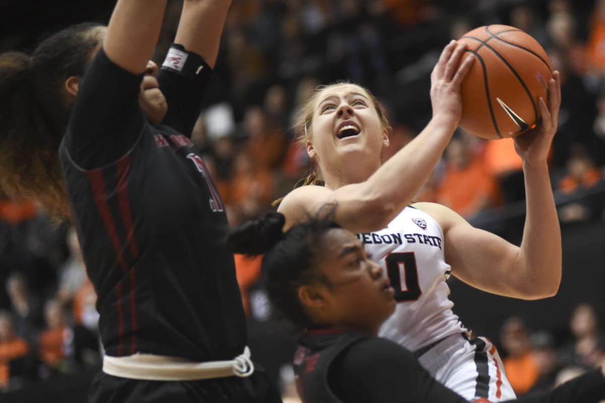 Oregon State vs. Washington State Women's Basketball