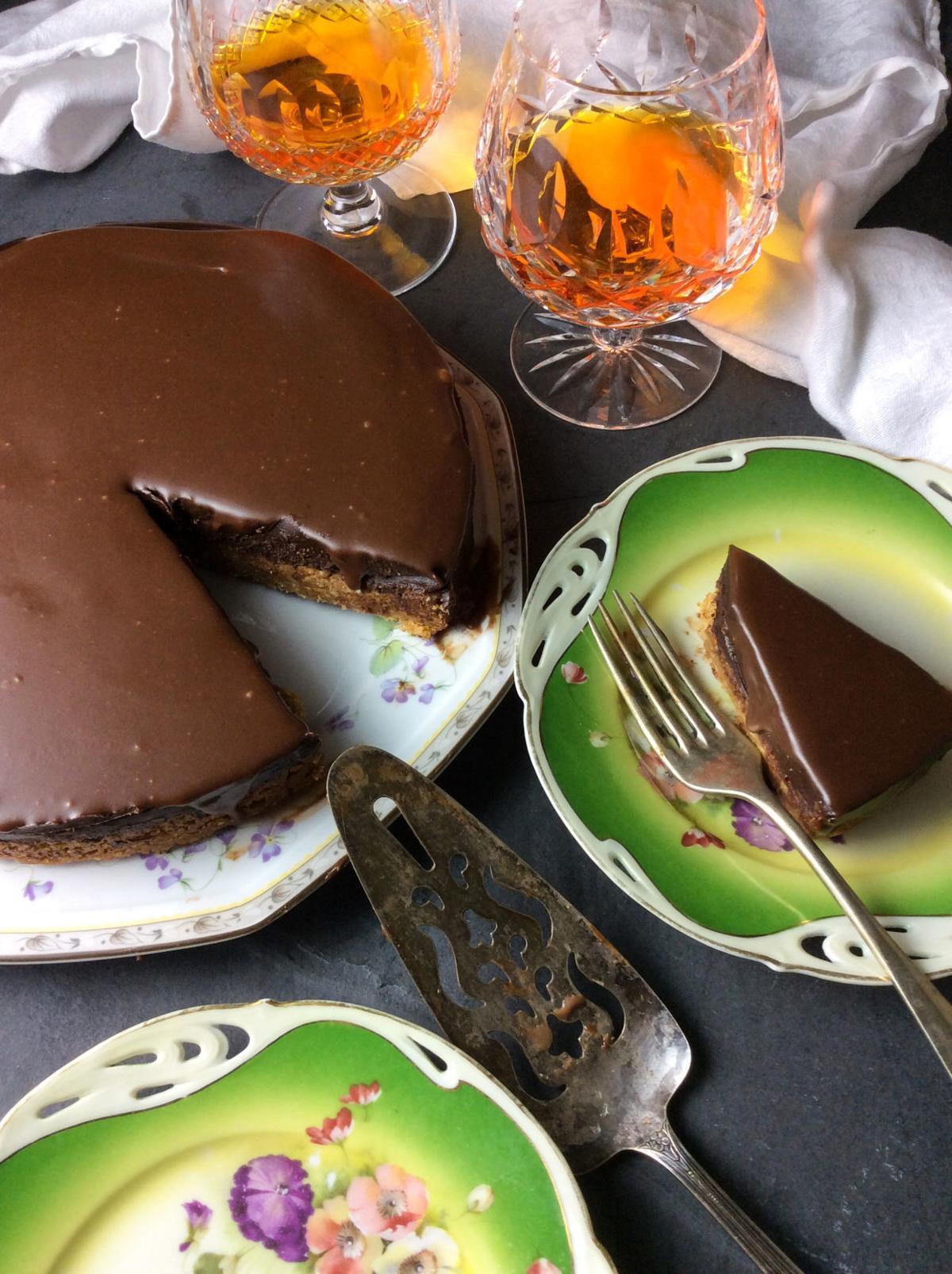 Valentine dessert: Double Trouble!