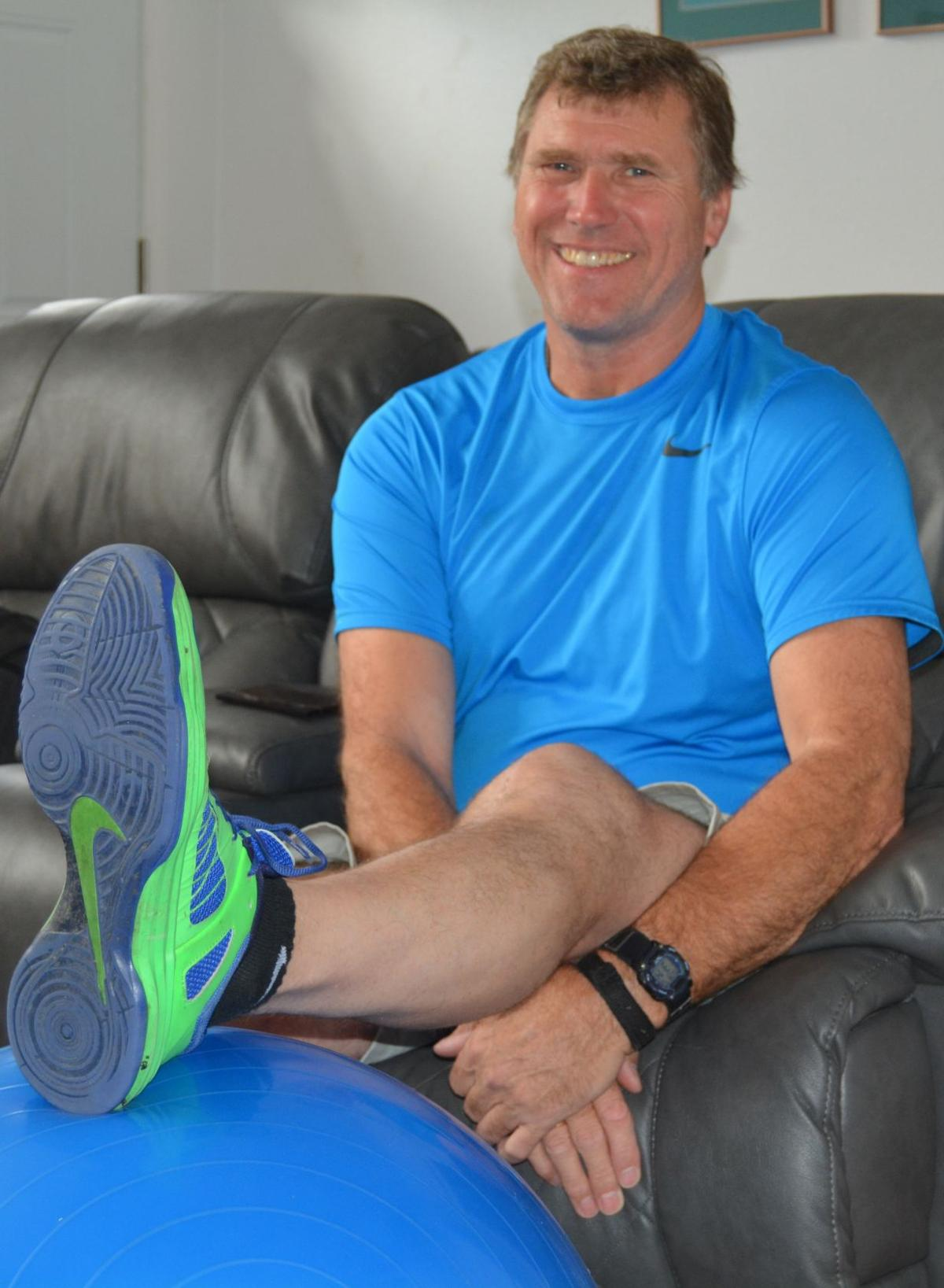 Philomath man first in Oregon to receive meniscus implant | Local