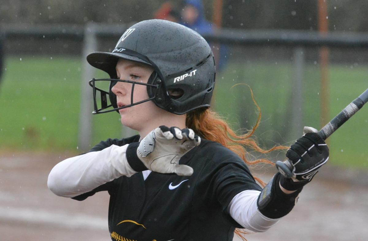 PHS softball: Kylee Galvan