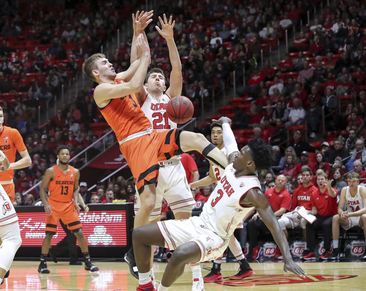 Oregon St Utah Basketball