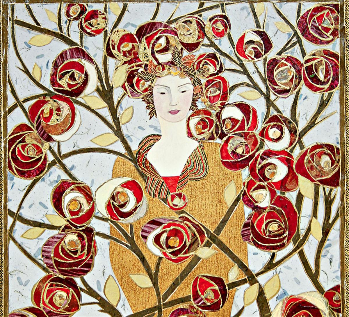 fairy tale roses by Anna Tewes