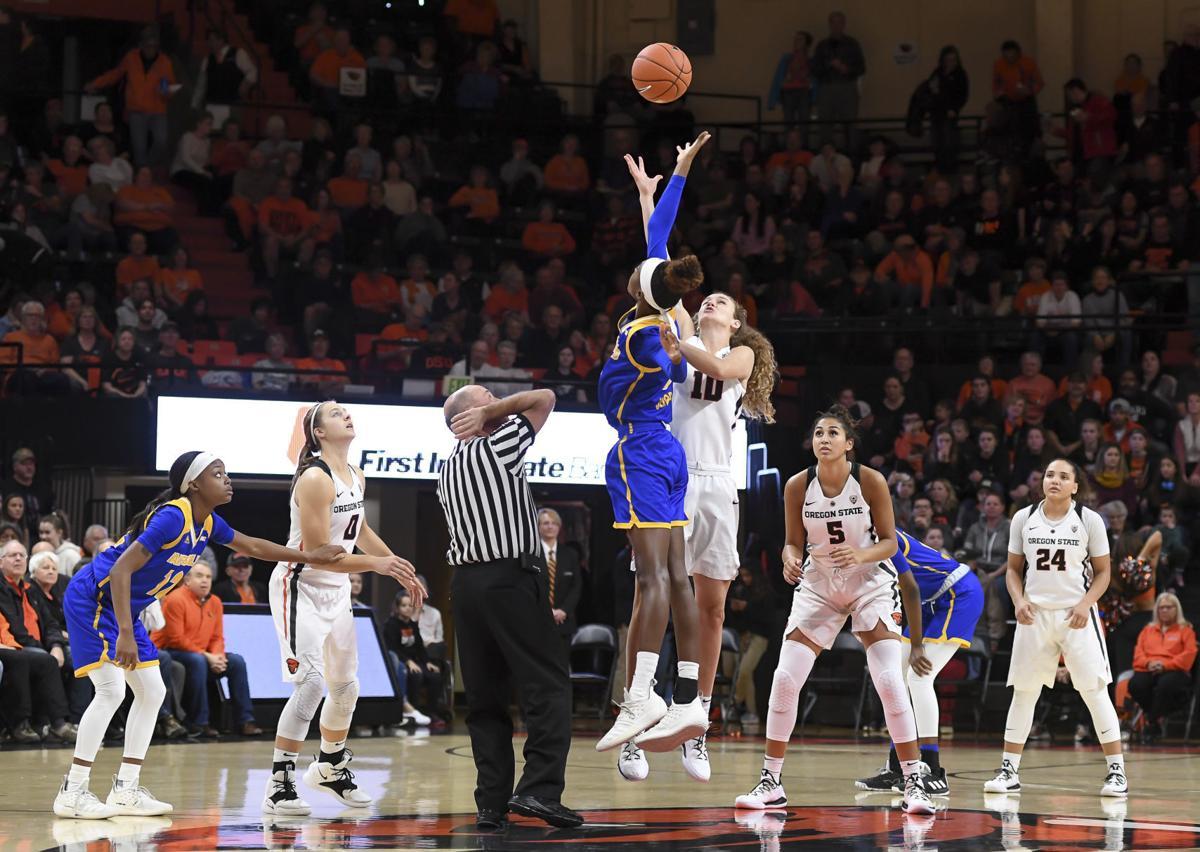 Gallery: OSU vs Bakersfield basketball 01