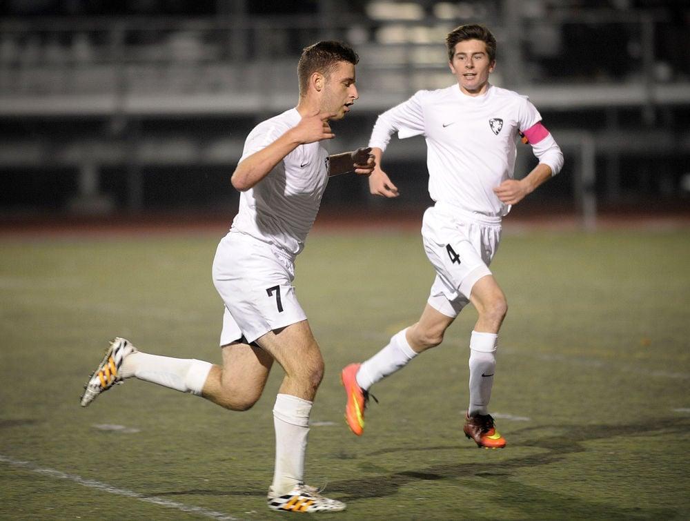 CV boys soccer: Porter Livingston, Alex Smith