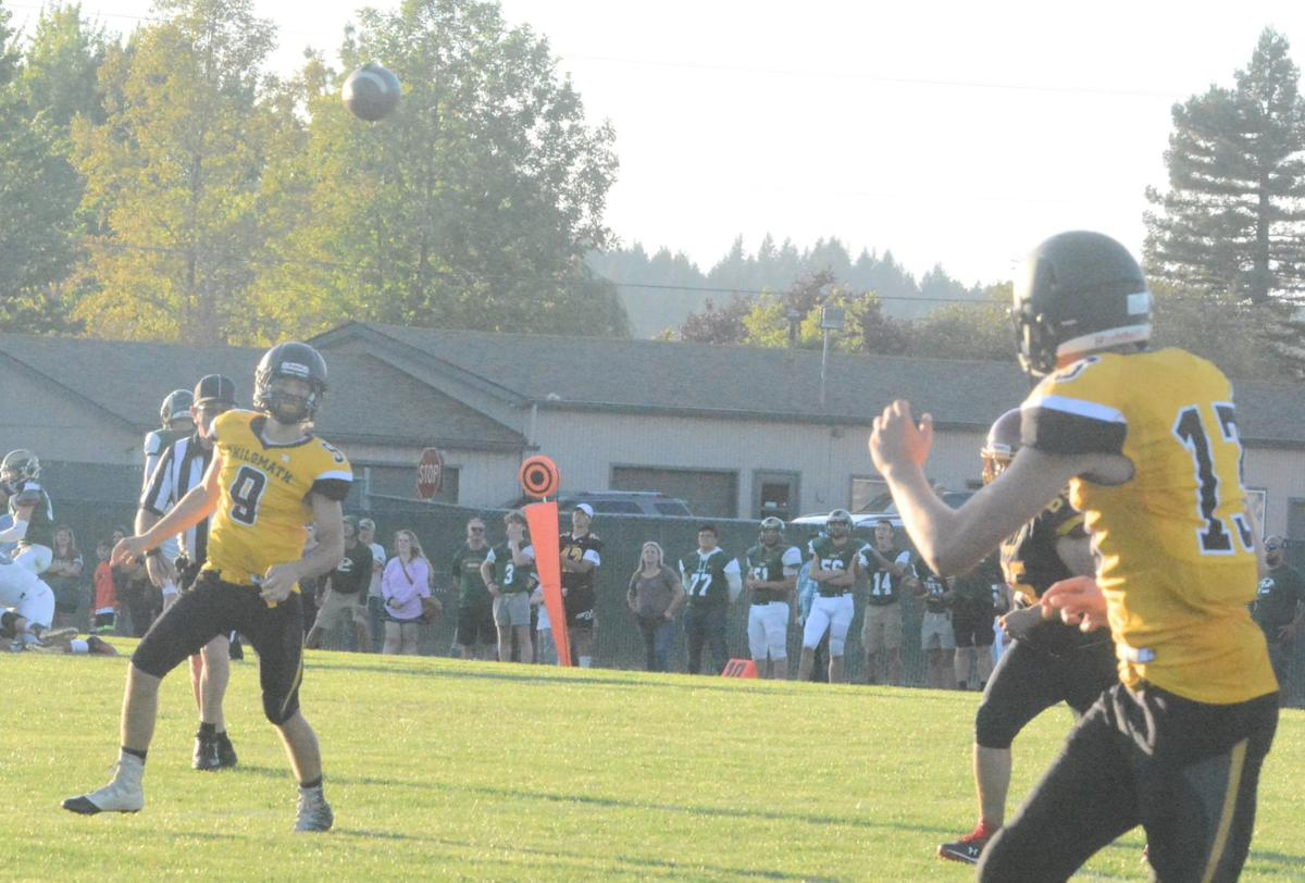 PHS football: Caleb Jensen, Ty May