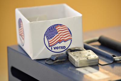 STOCK PIX Voting 12