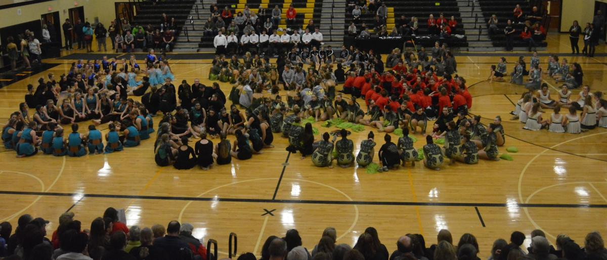 PHS dance team: Philomath competition overview