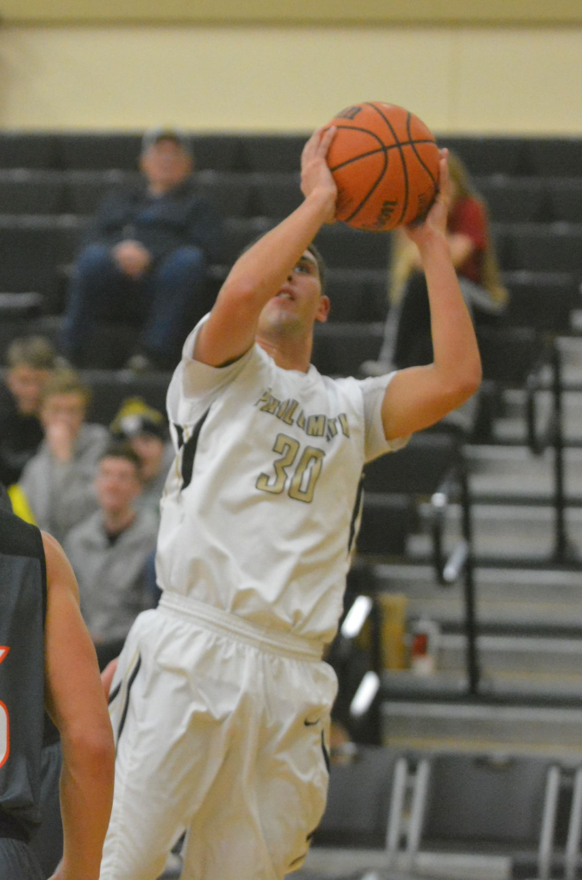PHS boys basketball: Tyler Pfarrer