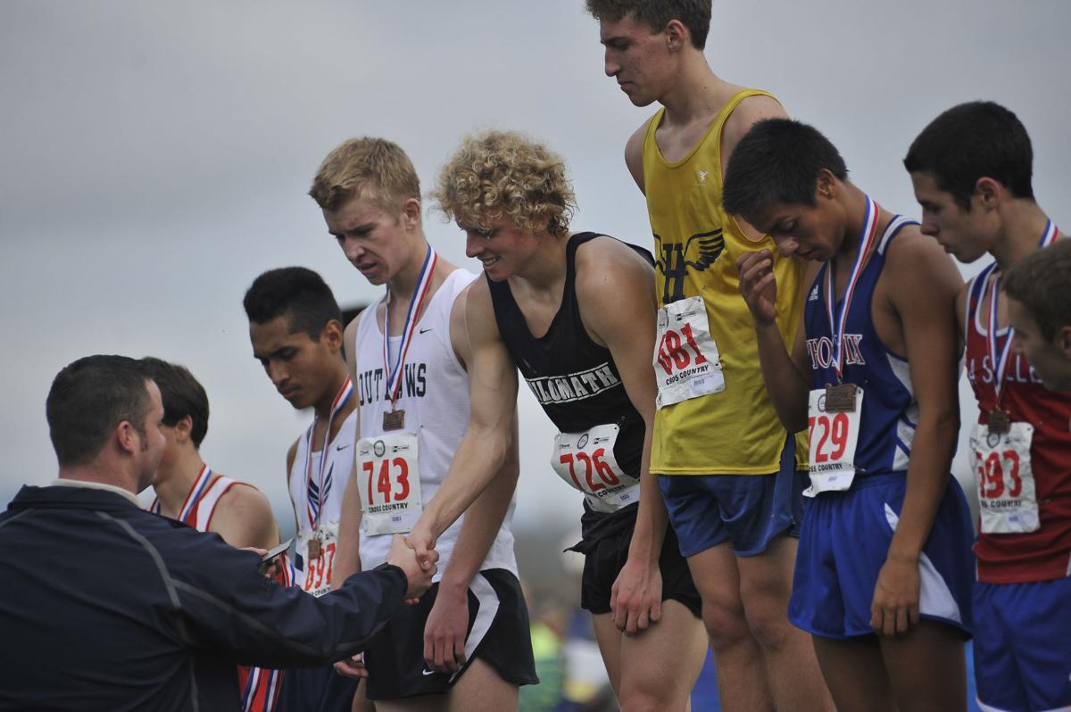 PHS boys cross-country: Josh Seekatz