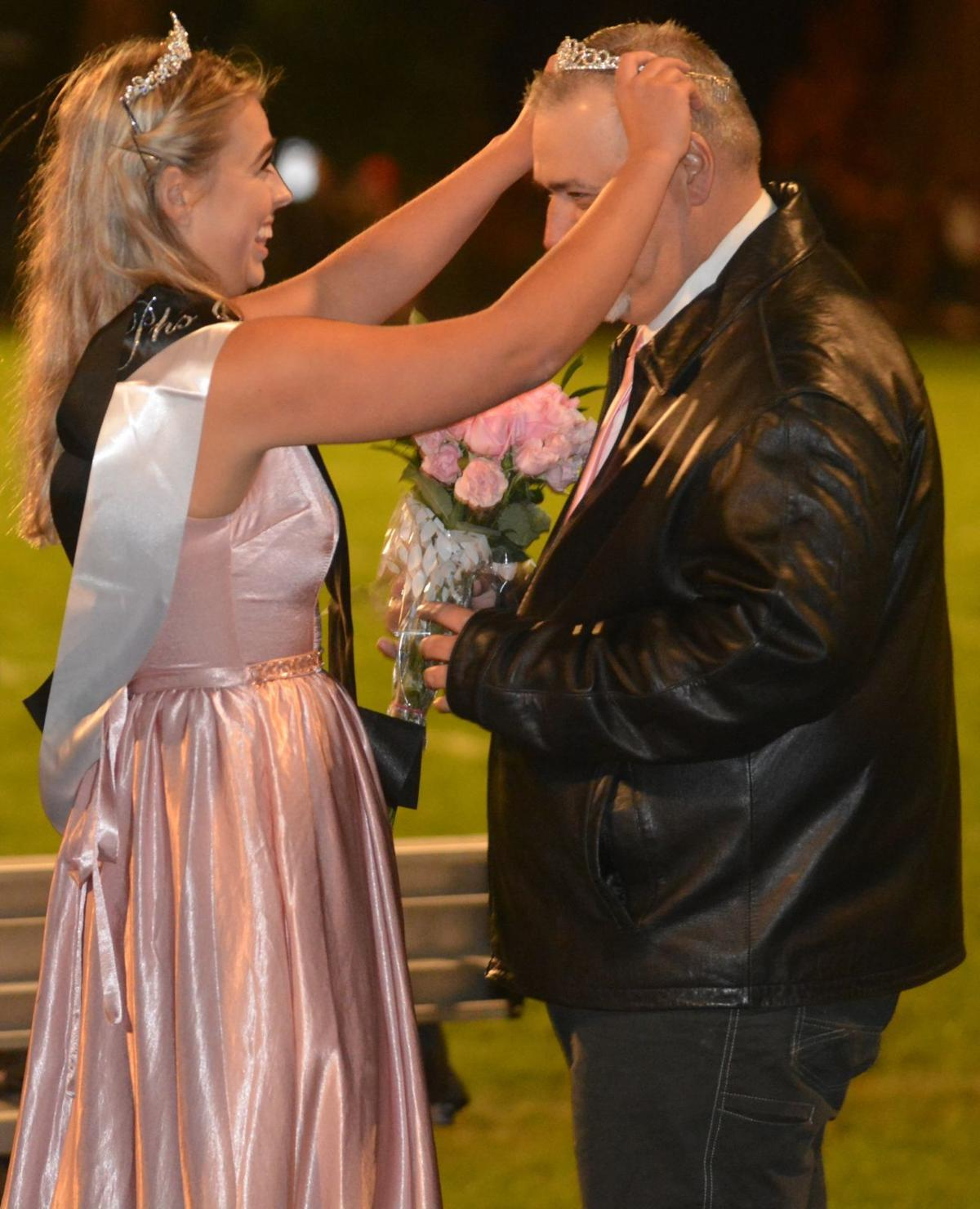 PHS homecoming queen Cassidy Freeman