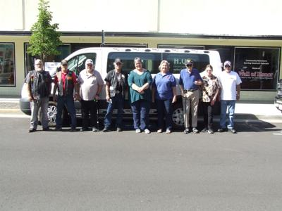 Albany Veterans Group Gets New Van For Wall Of Honor