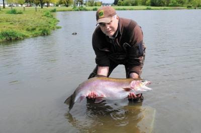 Anglers can hook a big fish tale | Local | gazettetimes com