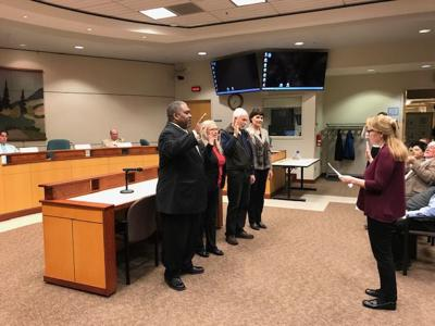Albany council oaths