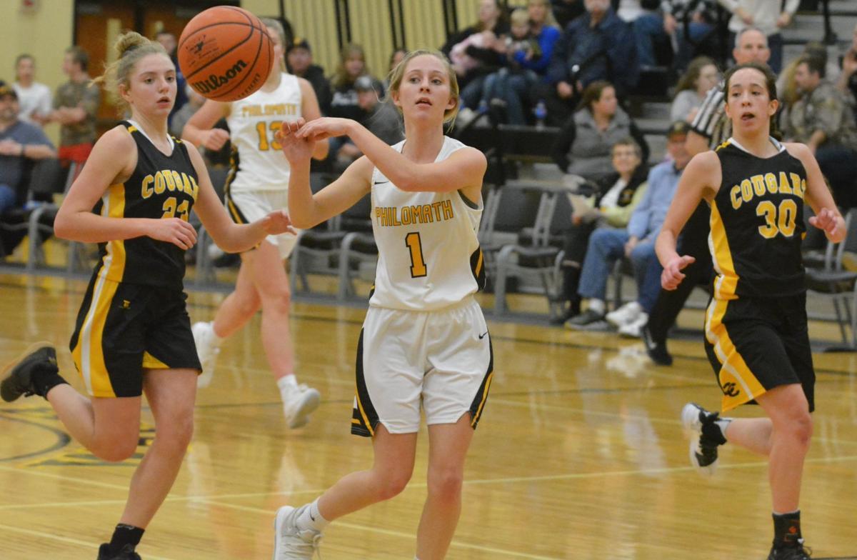 PHS girls basketball: Riley Weaver