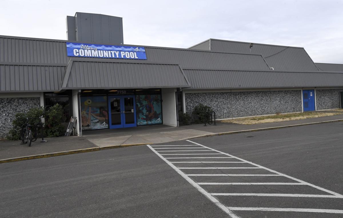 Albany Community Pool 02