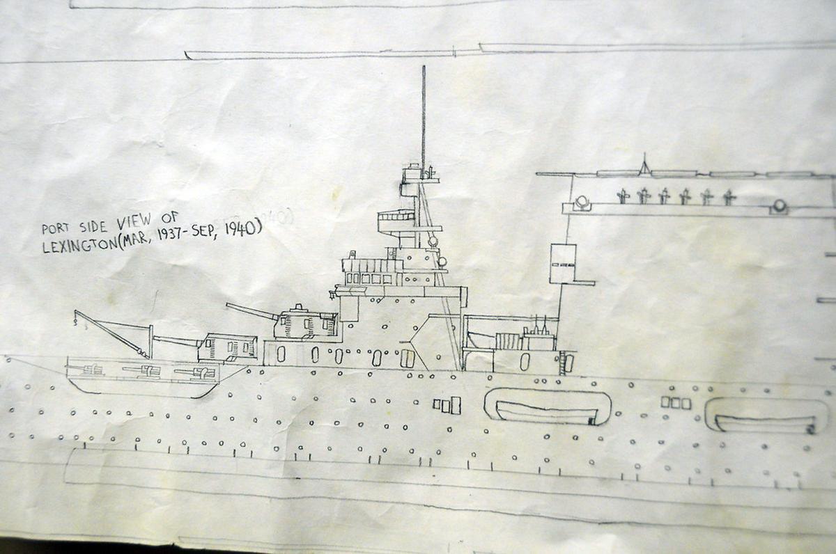 Patrick Hackleman Drawing