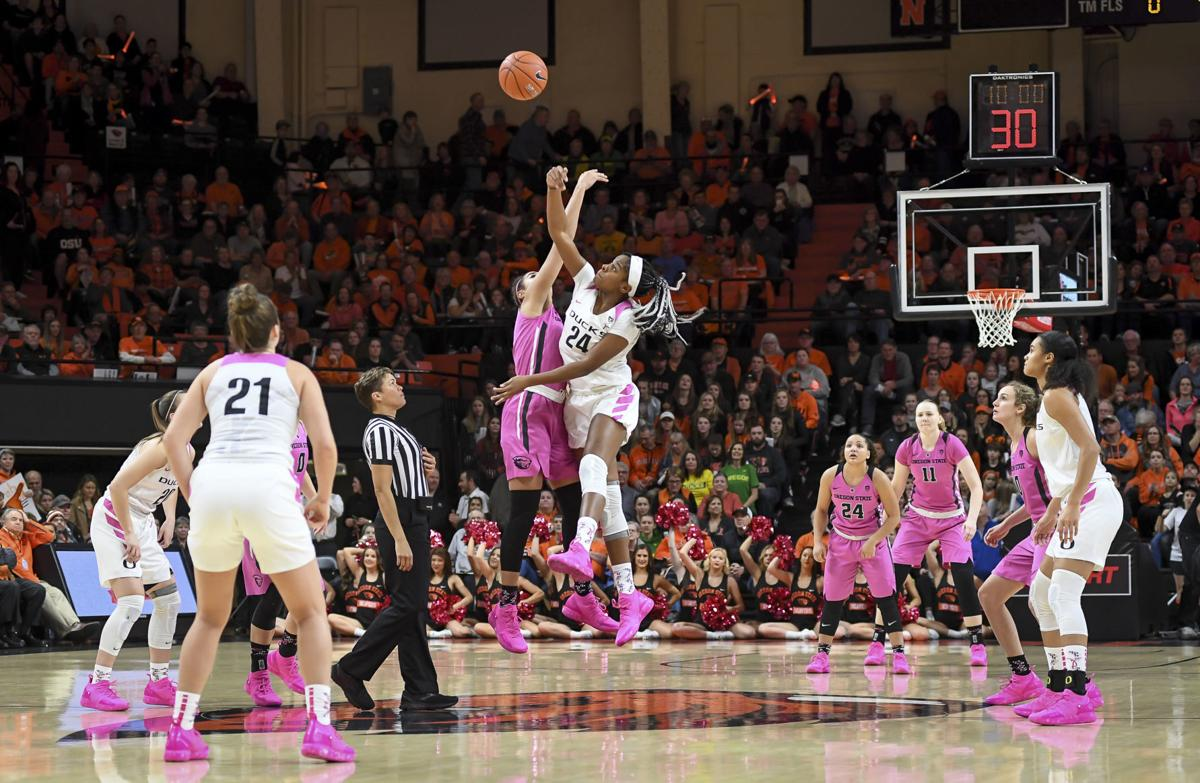 Gallery: OSU vs Oregon basketball 01