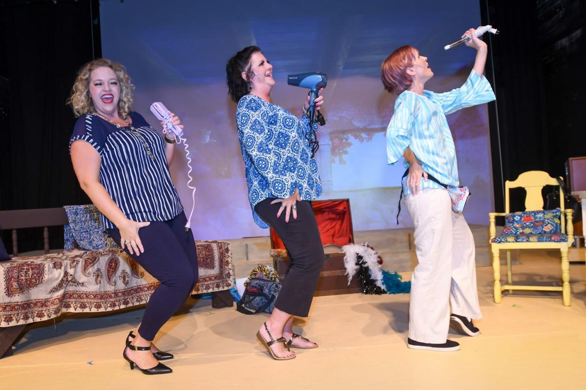Mamma Mia Three Women