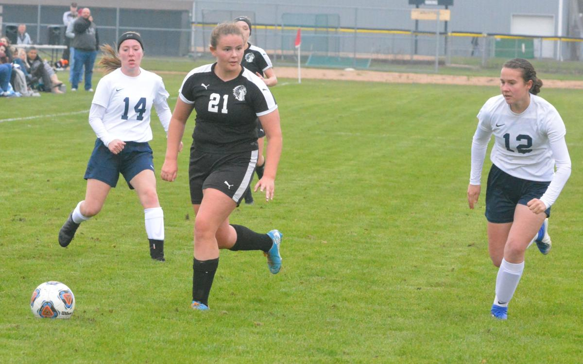 PHS girls soccer: Madison Rogers