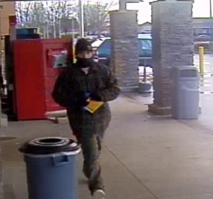 Walmart robbery