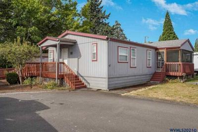 3 Bedroom Home in Corvallis - $80,000