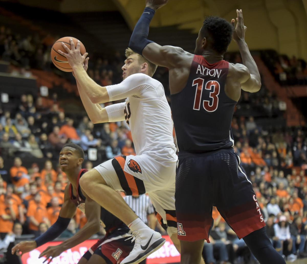 Gallery: OSU vs UA Mens Basketball 10