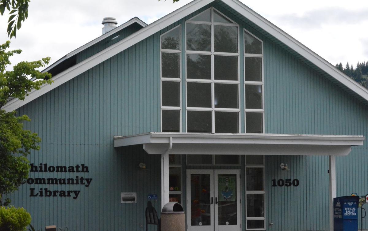 Philomath Community Library (copy)