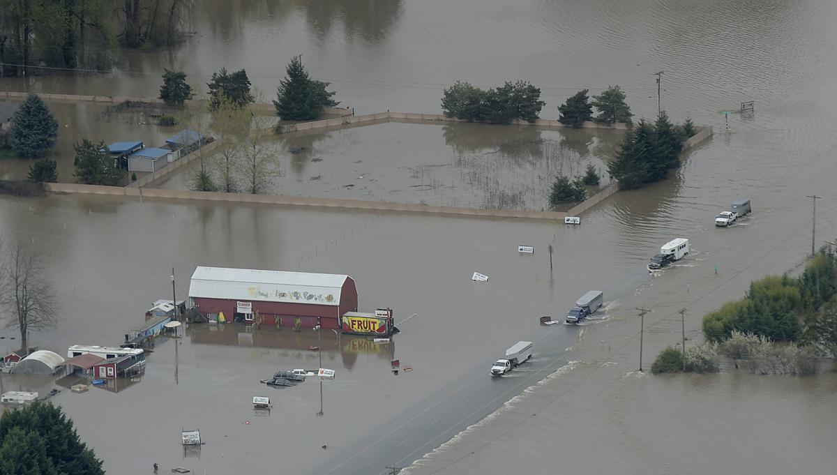 Oregon Flooding