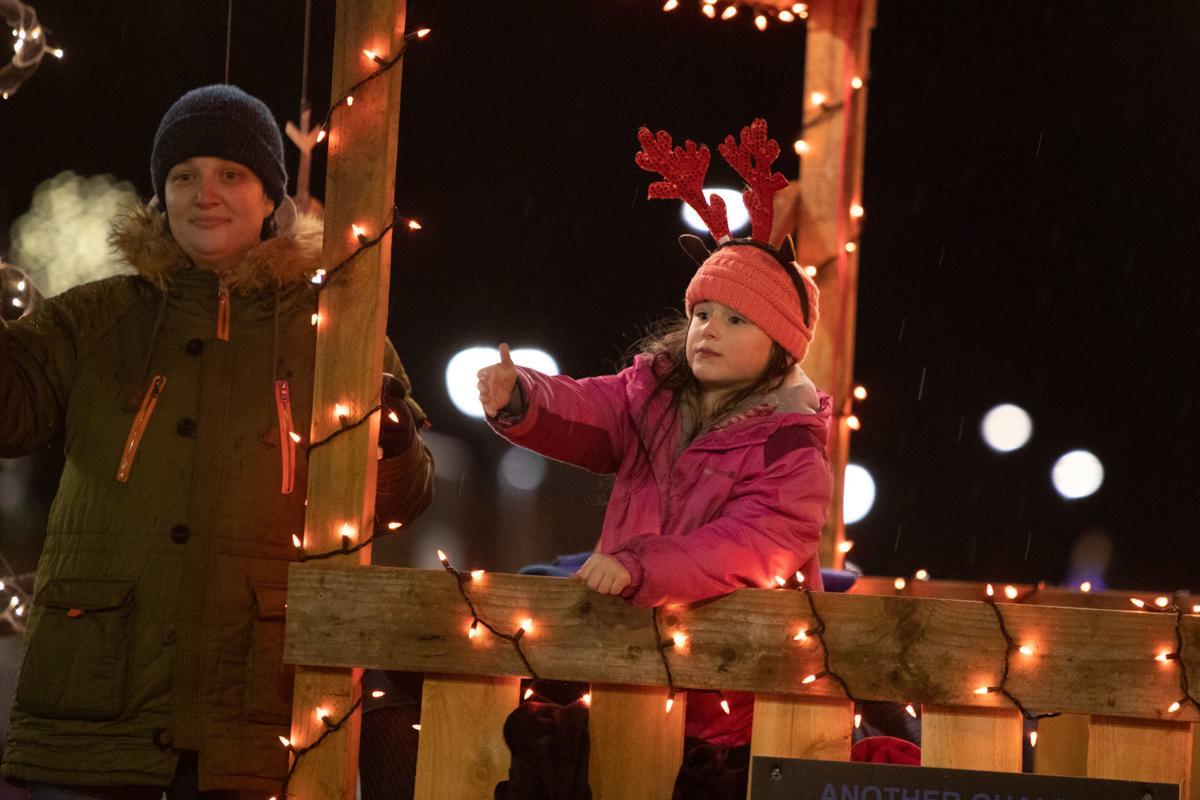 Albany Downtown Twice Around Christmas Parade