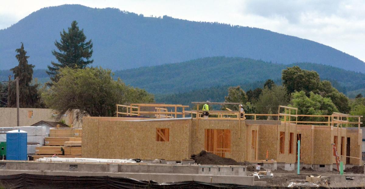 New apartments in Philomath
