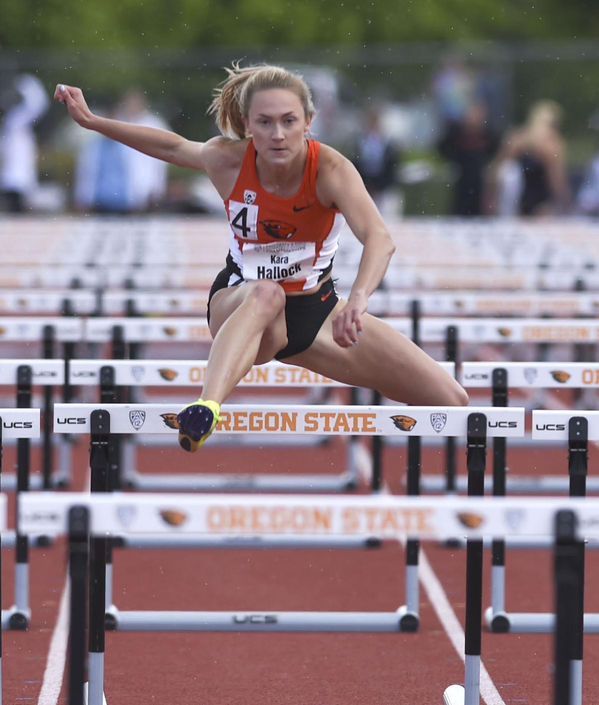 Hallock - NCAA preview - hurdles