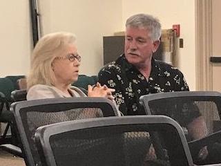Special board meeting, Golden