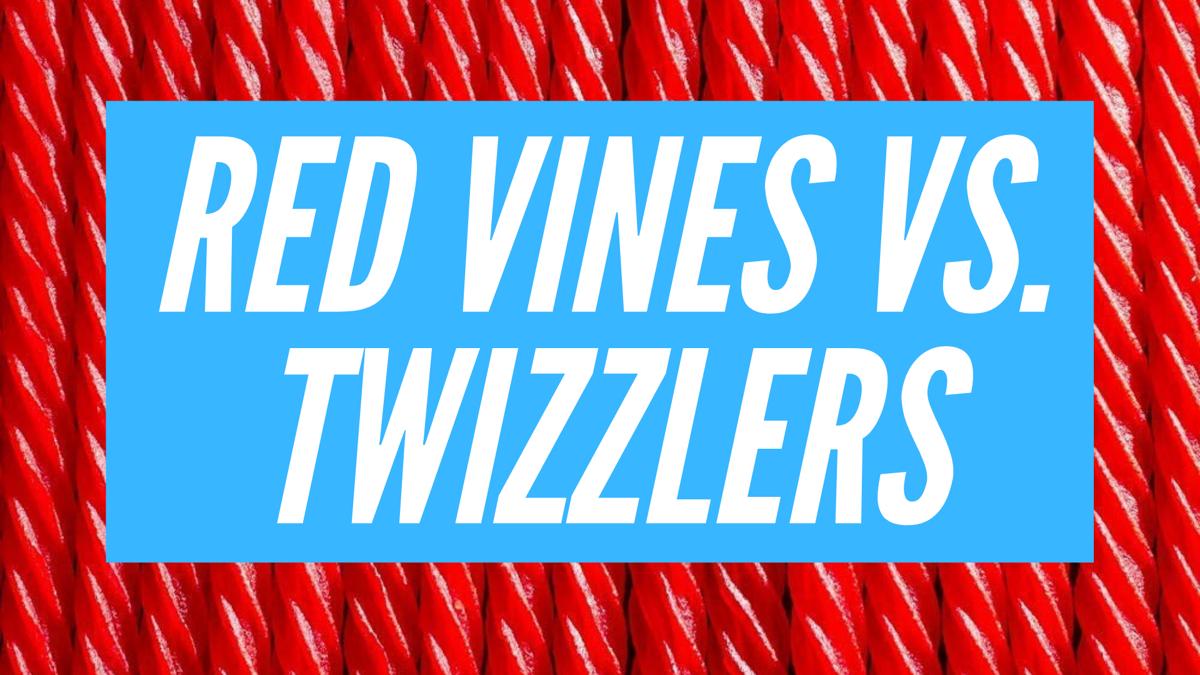Red Vines vs Twizzlers