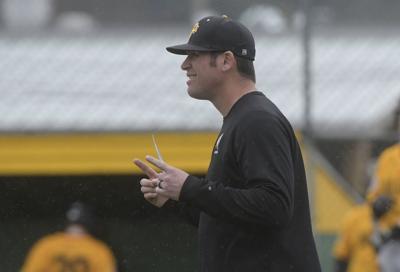 PHS baseball: Levi Webber