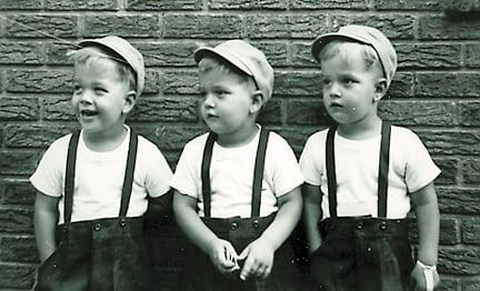 Triplets 1953.jpg
