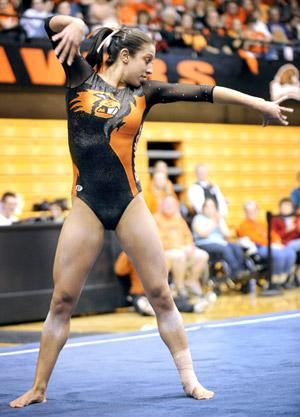Oregon State Gymnasts Looking For Fast Start To Season