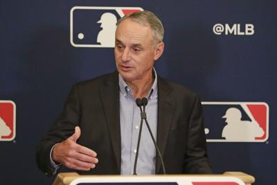 Commissioner Rob Manfred