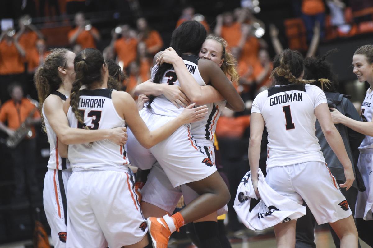 Oregon State vs. Arizona State Women's Basketball