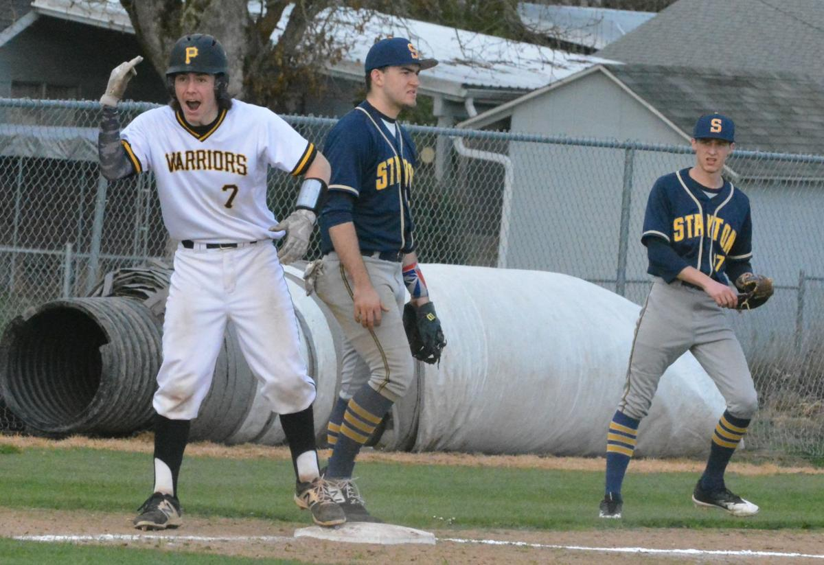 PHS baseball: Brooks Stearns