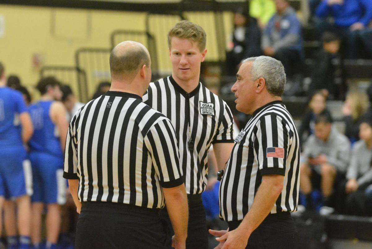 OSAA officials